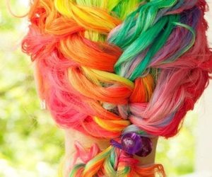 colorful, trendy, and summervibes image