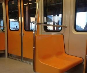 orange, aesthetic, and empty image