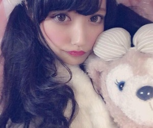 girl, japanese, and かわいい image