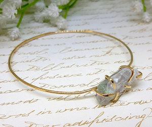 etsy, gift ideas, and gold bangle image