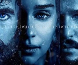 winter, got, and game of thrones image