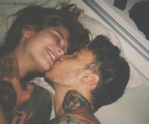 couple, pareja, and photo image