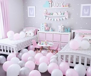 baby room, house, and decor image