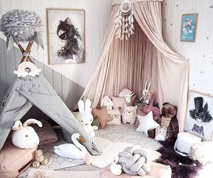 baby room, decor, and Dream image