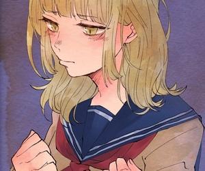 anime, anime girl, and cutie image