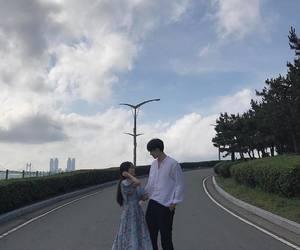 beauty, boy, and couple image