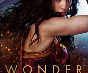Action, DC, and wonder women image