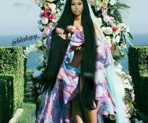 nickiminaj, beyoncé, and nicki image