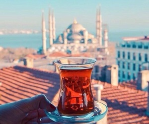 turkey, istanbul, and tea image