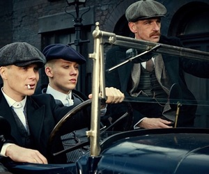 peaky blinders, Shelby, and arthur shelby image