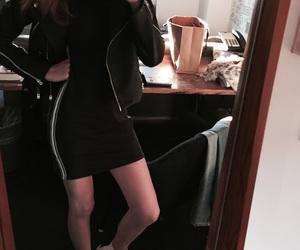 broadway, fashion, and bodycon dress image