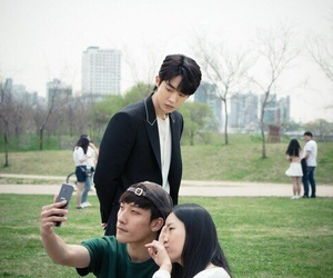 kdrama, bride of the water god, and habaek image