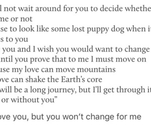 breakup, heartbreak, and poetry image