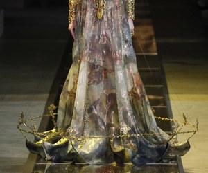 fashion, haute couture, and guo pei image