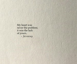 heart, poetry, and love poetry image