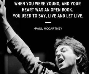 music, Paul McCartney, and song image