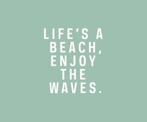 quotes, beach, and inspiration image