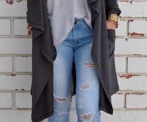 accessories, hippie, and jeans image