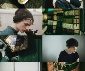 aesthetic, harry potter, and hogwarts image