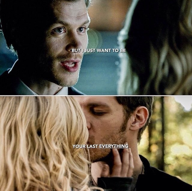 always, Vampire Diaries, and klaroline image