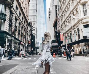 fashion, city, and clothes image