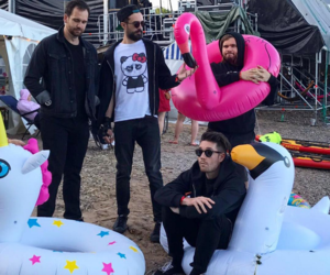 bastille, boys, and guys image