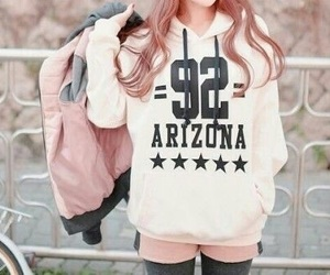 arizona, pink, and sweater image