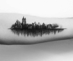 arm, black and white, and uniqe image