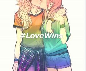 lesbian, lgbt, and gay image
