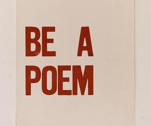 art, poem, and poet image