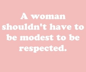 feminism, pink, and qoutes image