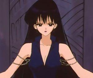 mistress 9, anime, and sailor moon image