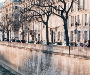 france, paris, and photography image