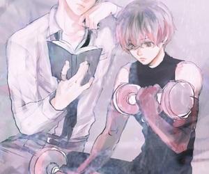 brotp, cute, and sasaki haise image