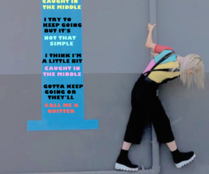 hayley williams, Lyrics, and paramore image
