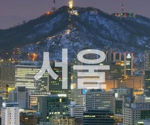 iphone, korea, and seoul image