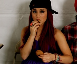 ariana grande, ariana, and swag image