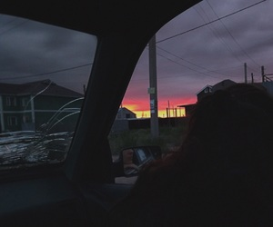 atmosphere, girl, and grunge image