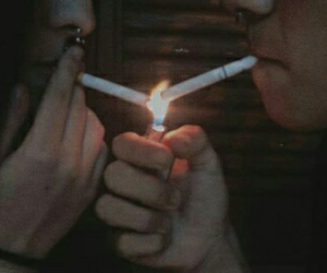 aesthetic, grunge, and weed image