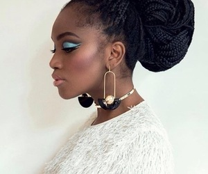 beautiful, cantora, and earrings image