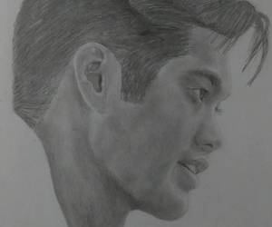 fan art and ross butler image