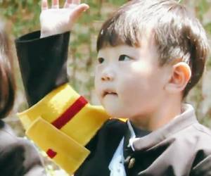asian baby, the return of superman, and lee sian image