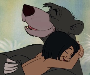 disney, movie, and the jungle book image