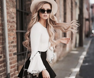 fashion, woman, and clothes image