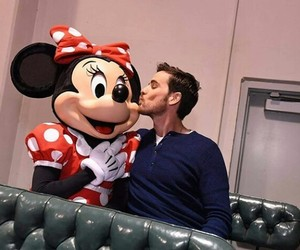 minnie mouse, d23expo, and colin o'donoghue image
