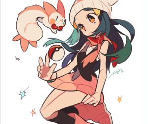 dawn, pokemon, and pokémon diamond image