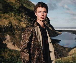 boy and ansel elgort image