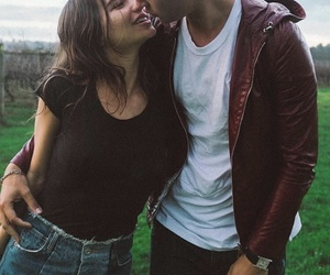 love, couple, and ansel elgort image