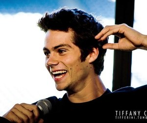 boy, dylano'brien, and teenwolf image