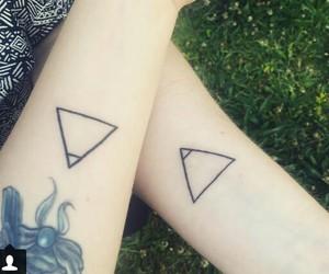 DELTA, tatoo, and tatuajes image